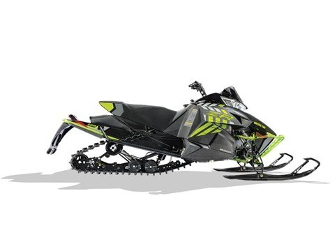 2017 Arctic Cat ZR 8000 Limited ES 129 in Baldwin, Michigan