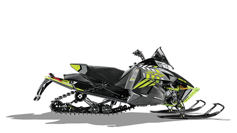 2017 Arctic Cat ZR 8000 Limited ES 129 in Francis Creek, Wisconsin
