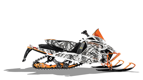 2017 Arctic Cat ZR 8000 Limited ES 129 in Three Lakes, Wisconsin
