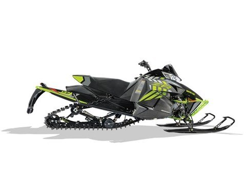 2017 Arctic Cat ZR 8000 Limited ES 137 in Gaylord, Michigan