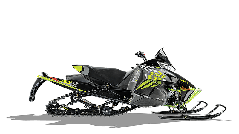 2017 Arctic Cat ZR 8000 Limited ES 137 in Elkhart, Indiana