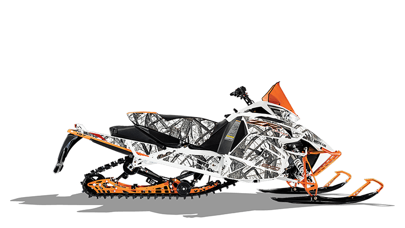 2017 Arctic Cat ZR 8000 Limited ES 137 in Clarence, New York