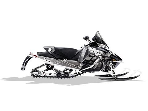 2017 Arctic Cat ZR 8000 LXR ES 129 in Black River Falls, Wisconsin