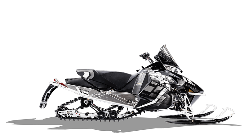 2017 Arctic Cat ZR 8000 LXR ES 129 in Elkhart, Indiana