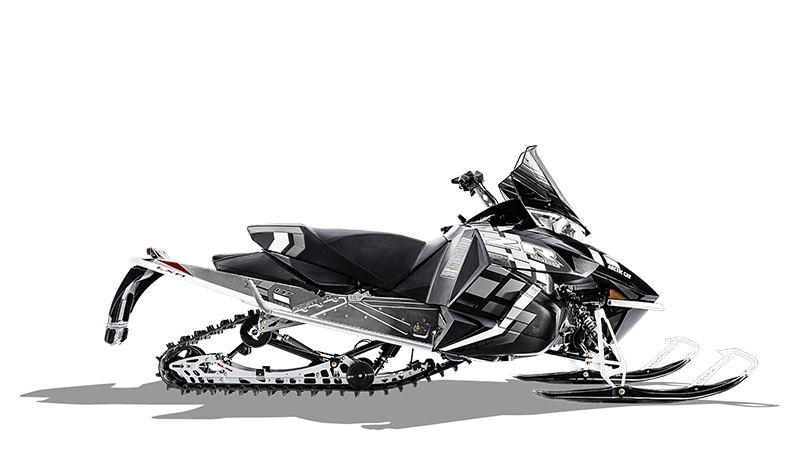 2017 Arctic Cat ZR 8000 LXR ES 137 in Barrington, New Hampshire