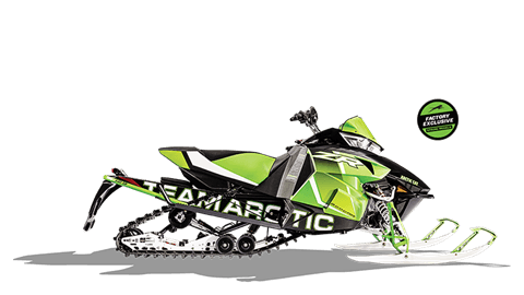 2017 Arctic Cat ZR 8000 RR ES 129 in Barrington, New Hampshire