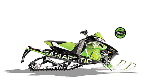 2017 Arctic Cat ZR 8000 RR ES 137 in Elkhart, Indiana