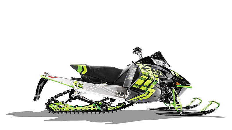 2017 Arctic Cat ZR 8000 Sno Pro ES 137 in Francis Creek, Wisconsin