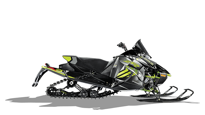 2017 Arctic Cat ZR 9000 Limited 129 in Barrington, New Hampshire