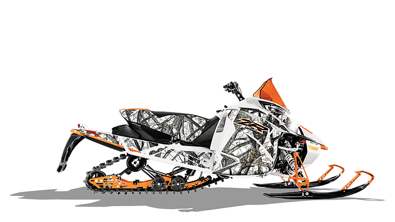 2017 Arctic Cat ZR 9000 Limited 129 in Clarence, New York