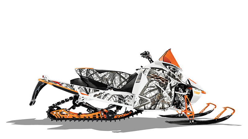 2017 Arctic Cat ZR 9000 Limited 137 in Saint Helen, Michigan