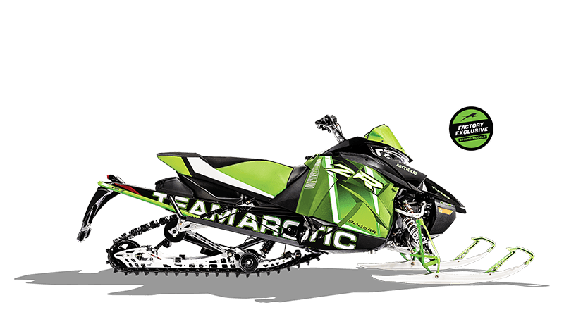 2017 Arctic Cat ZR 9000 RR 137 in Independence, Iowa
