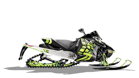 2017 Arctic Cat ZR 9000 Sno Pro 137 in Francis Creek, Wisconsin