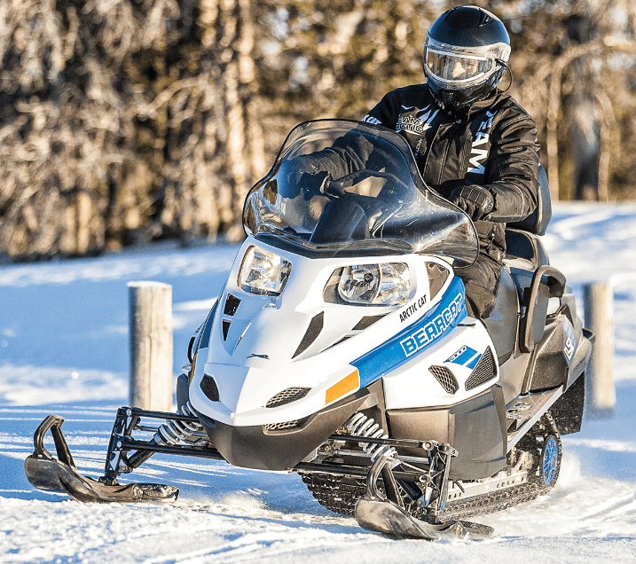2017 Arctic Cat Bearcat 2000 LT ES in Kieler, Wisconsin