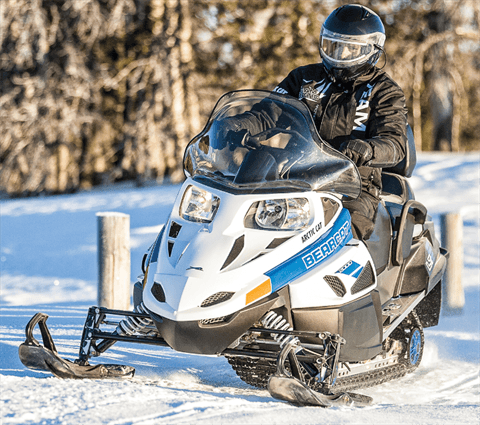 2017 Arctic Cat Bearcat 2000 LT ES in Barrington, New Hampshire