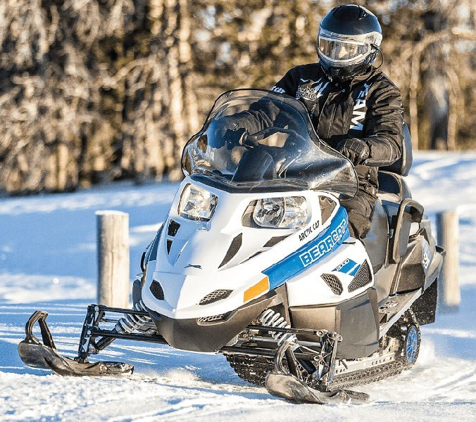 2017 Arctic Cat Bearcat 2000 LT ES in Butte, Montana