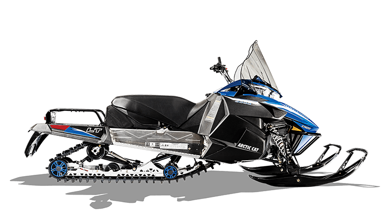 2017 Arctic Cat Bearcat 3000 LT in Harrison, Michigan