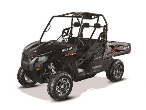 2017 Arctic Cat HDX 500 XT in Barrington, New Hampshire