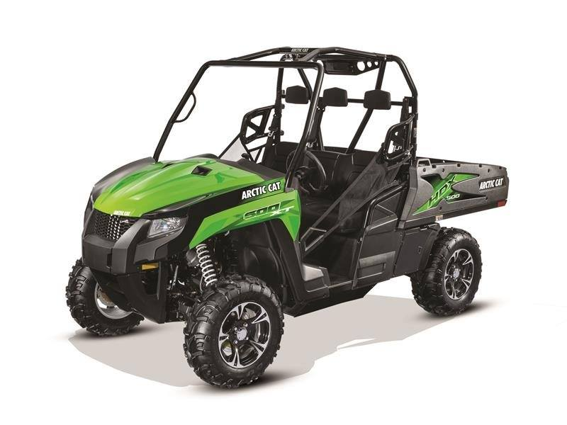 2017 Arctic Cat HDX 500 XT in Zulu, Indiana