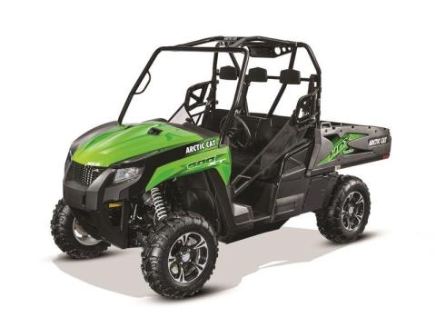2017 Arctic Cat HDX 500 XT in Black River Falls, Wisconsin