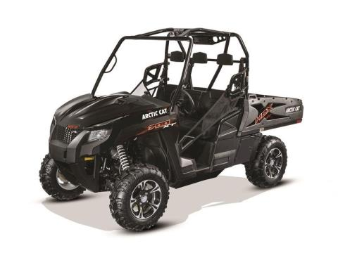 2017 Arctic Cat HDX 700 XT EPS in Black River Falls, Wisconsin