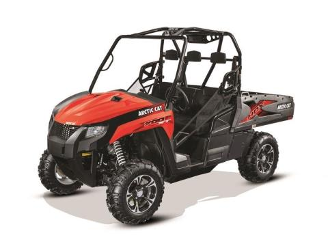 2017 Arctic Cat HDX 700 XT EPS in Barrington, New Hampshire