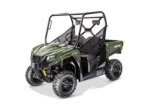 2017 Arctic Cat Prowler 500 in Charleston, Illinois