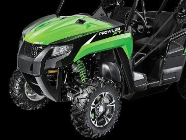 2017 Arctic Cat Prowler 700 XT EPS in Ebensburg, Pennsylvania - Photo 4