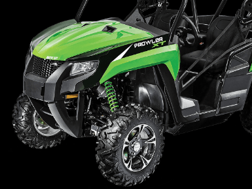 2017 Arctic Cat Prowler 700 XT EPS in Findlay, Ohio