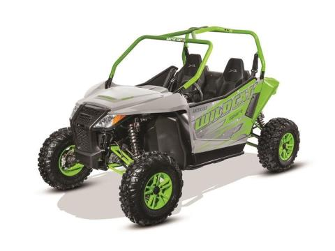 2017 Arctic Cat Wildcat Sport Limited EPS in Berlin, New Hampshire