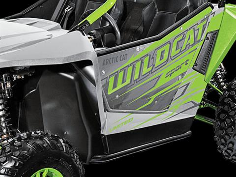 2017 Arctic Cat Wildcat Sport Limited EPS in Francis Creek, Wisconsin