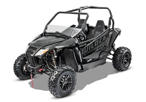 2017 Arctic Cat Wildcat Sport SE EPS in Barrington, New Hampshire