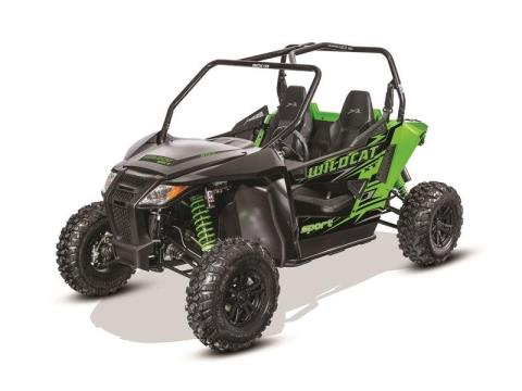 2017 Arctic Cat Wildcat Sport XT EPS in Charleston, Illinois