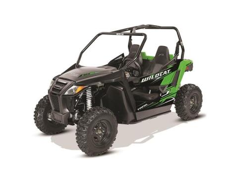 2017 Arctic Cat Wildcat Trail in Hillsborough, New Hampshire