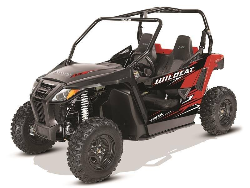 2017 Arctic Cat Wildcat Trail in Pendleton, New York