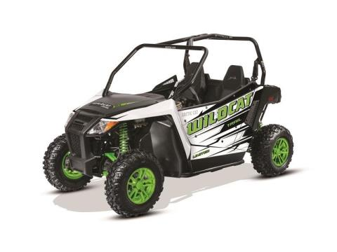 2017 Arctic Cat Wildcat Trail Limited EPS in Barrington, New Hampshire