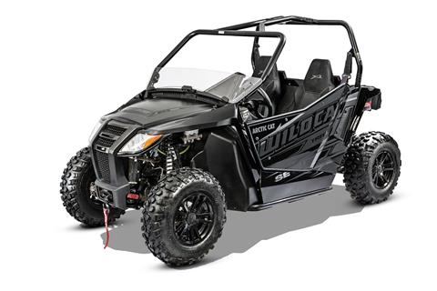 2017 Arctic Cat Wildcat Trail SE EPS in Roscoe, Illinois
