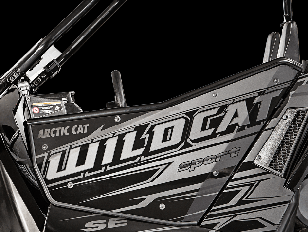 2017 Arctic Cat Wildcat Trail SE EPS in Charleston, Illinois