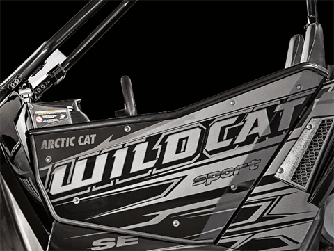 2017 Arctic Cat Wildcat Trail SE EPS in Hamburg, New York