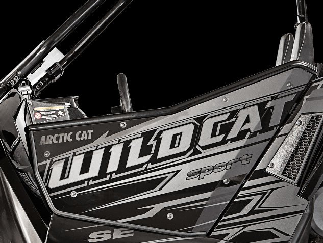 2017 Arctic Cat Wildcat Trail SE EPS in Independence, Iowa