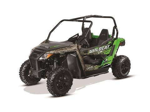 2017 Arctic Cat Wildcat Trail XT EPS in Marietta, Ohio