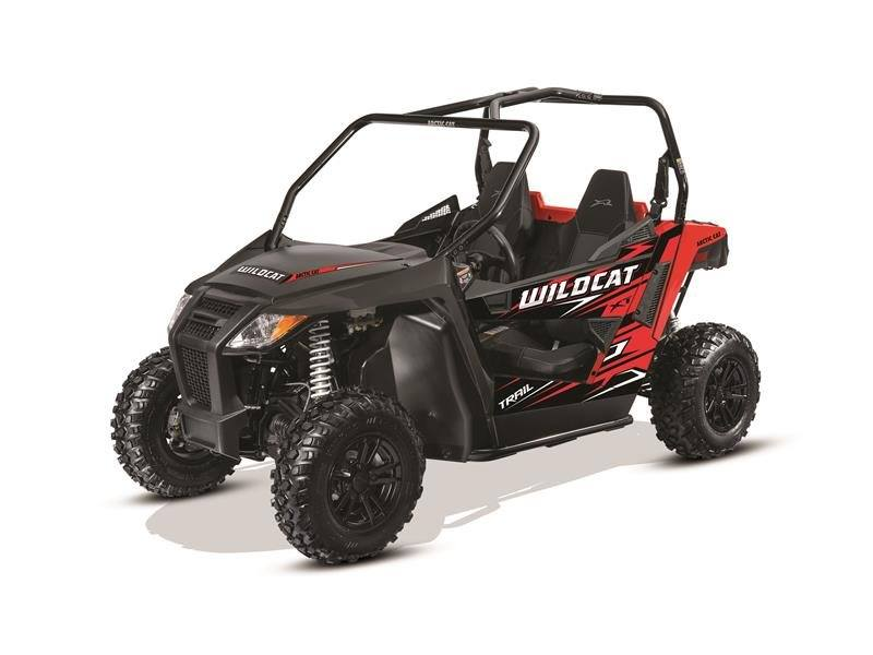 2017 Arctic Cat Wildcat Trail XT EPS in Tulsa, Oklahoma