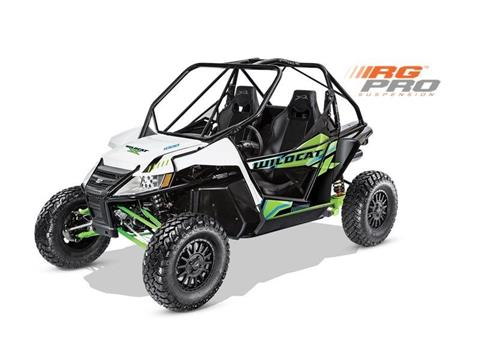 2017 Arctic Cat Wildcat X in Hillsborough, New Hampshire