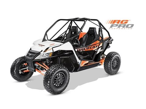 2017 Arctic Cat Wildcat X in Berlin, New Hampshire