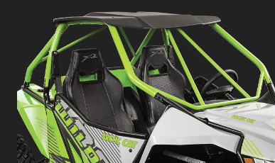 2017 Arctic Cat Wildcat X in Zulu, Indiana