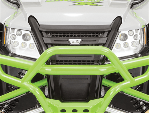2017 Arctic Cat Wildcat X Limited in Zulu, Indiana