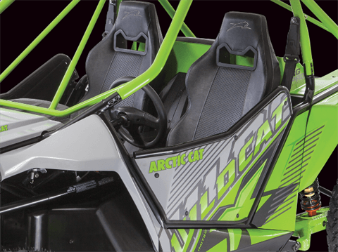 2017 Arctic Cat Wildcat X Limited in Ebensburg, Pennsylvania