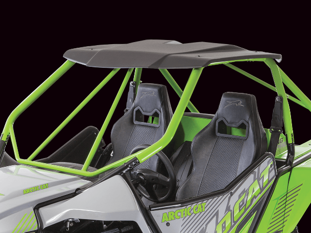 2017 Arctic Cat Wildcat X Limited in Findlay, Ohio