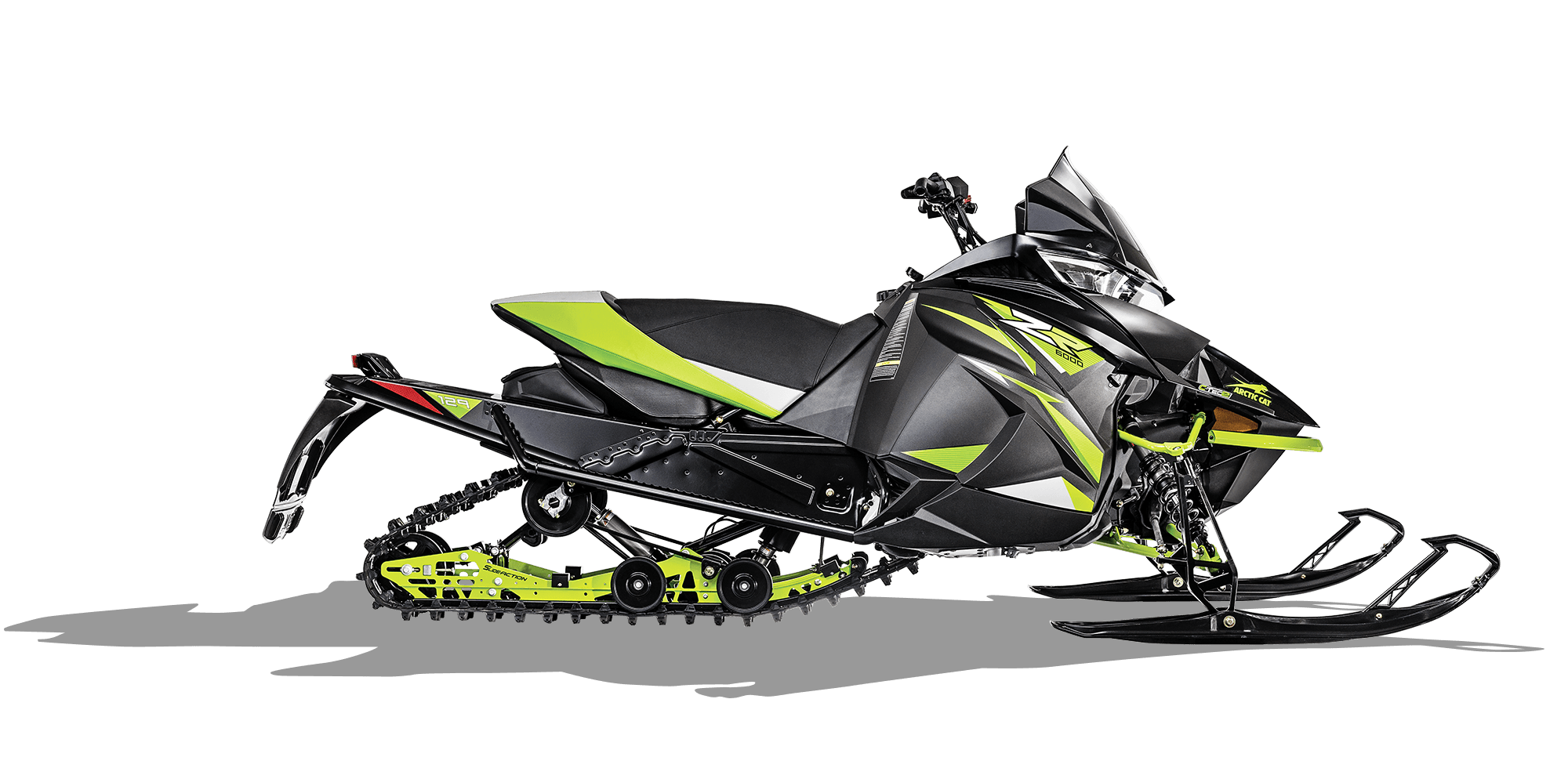 2018 Arctic Cat ZR 6000 ES (137) in Hillman, Michigan