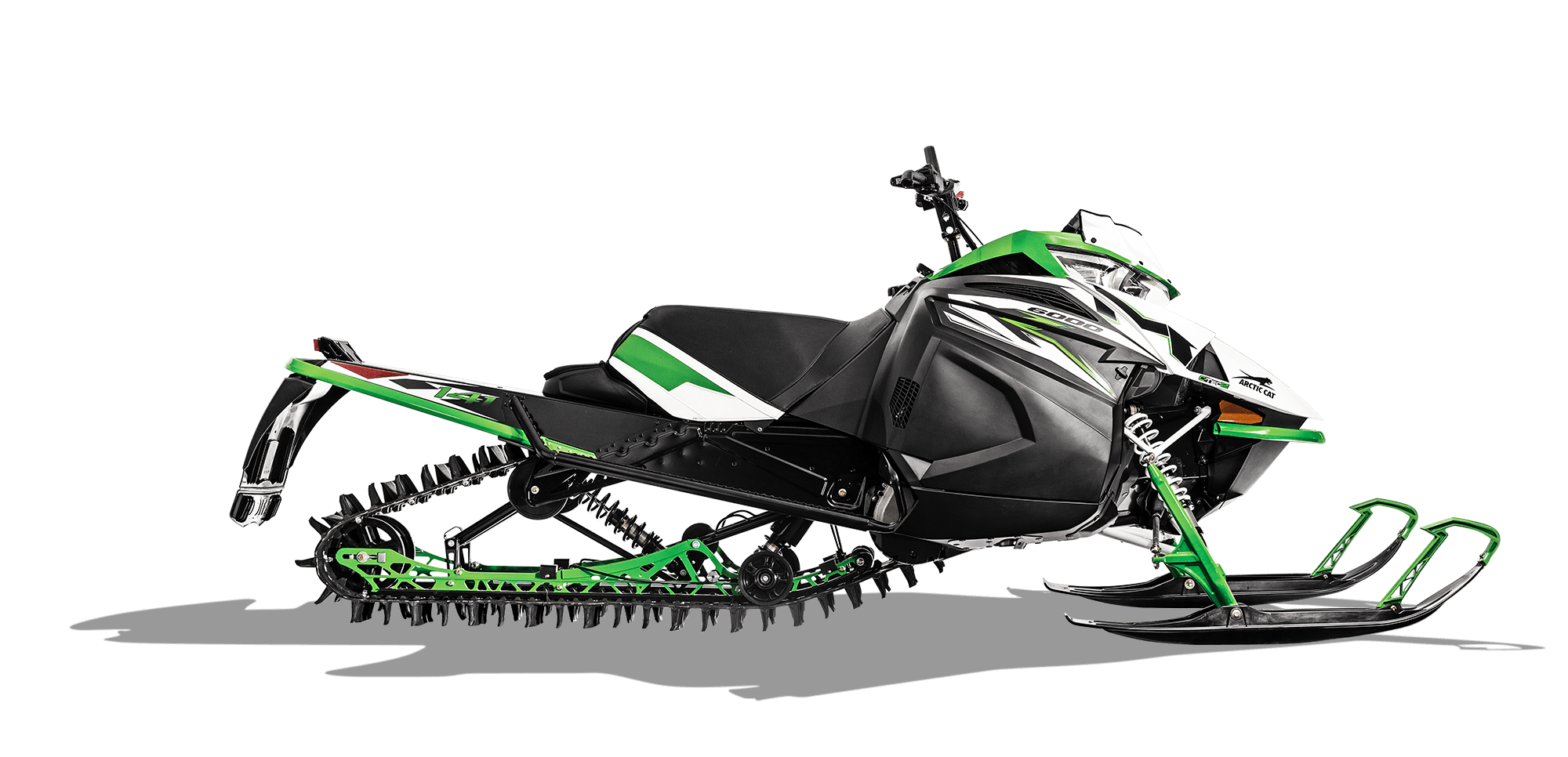 2018 Arctic Cat M 6000 153 in Hillman, Michigan